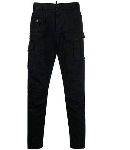 dsquared2 Cotton Twill Sexy Cargo Trousers S74KB0537S39021900