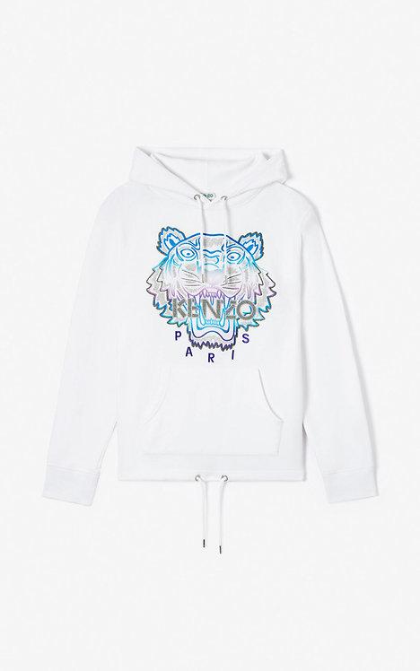 Sweatshirt à capuche Tigre Kenzo F965SW4444X7.01.L