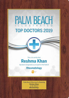 Top Doctor Rheumatologist
