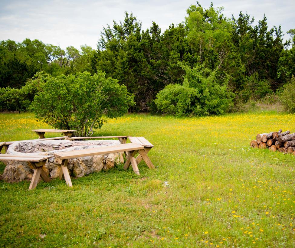 Wimberley Weddings- Outdoor Event Space.