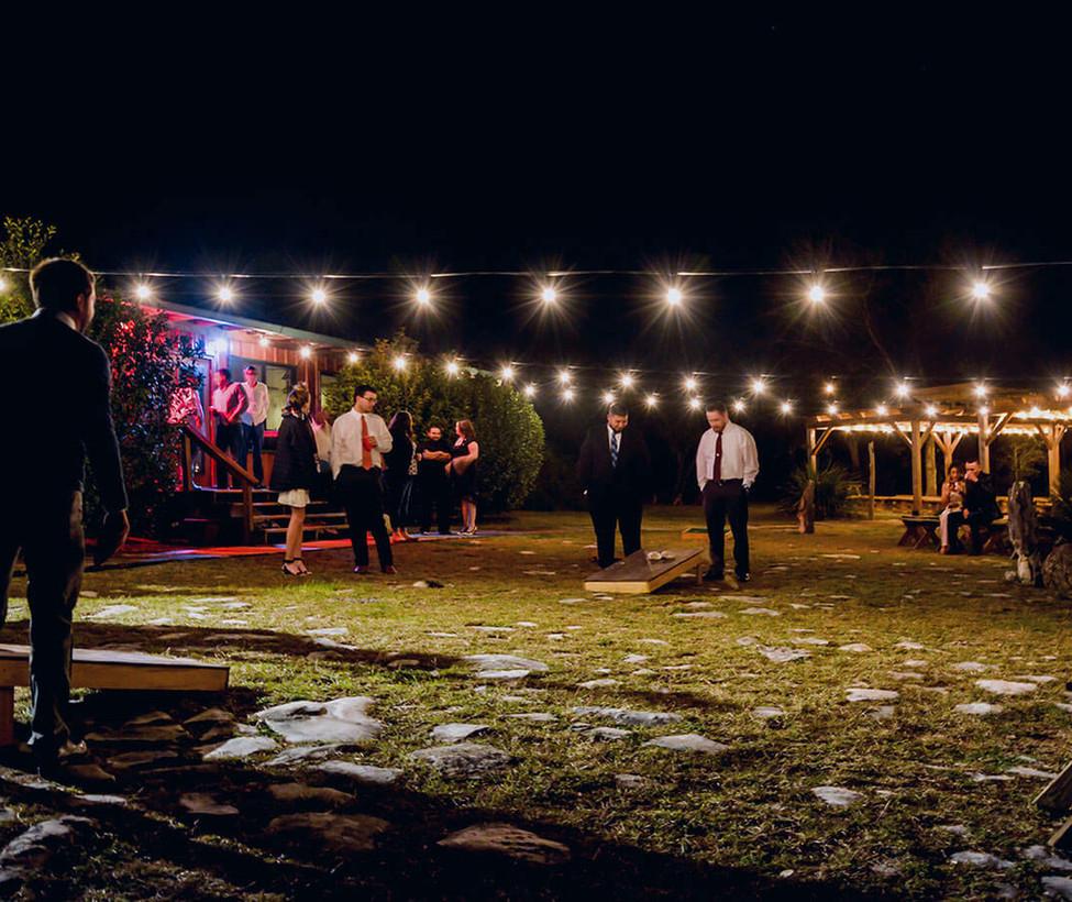 Hill Country Wedding Venue- Outdoor Open