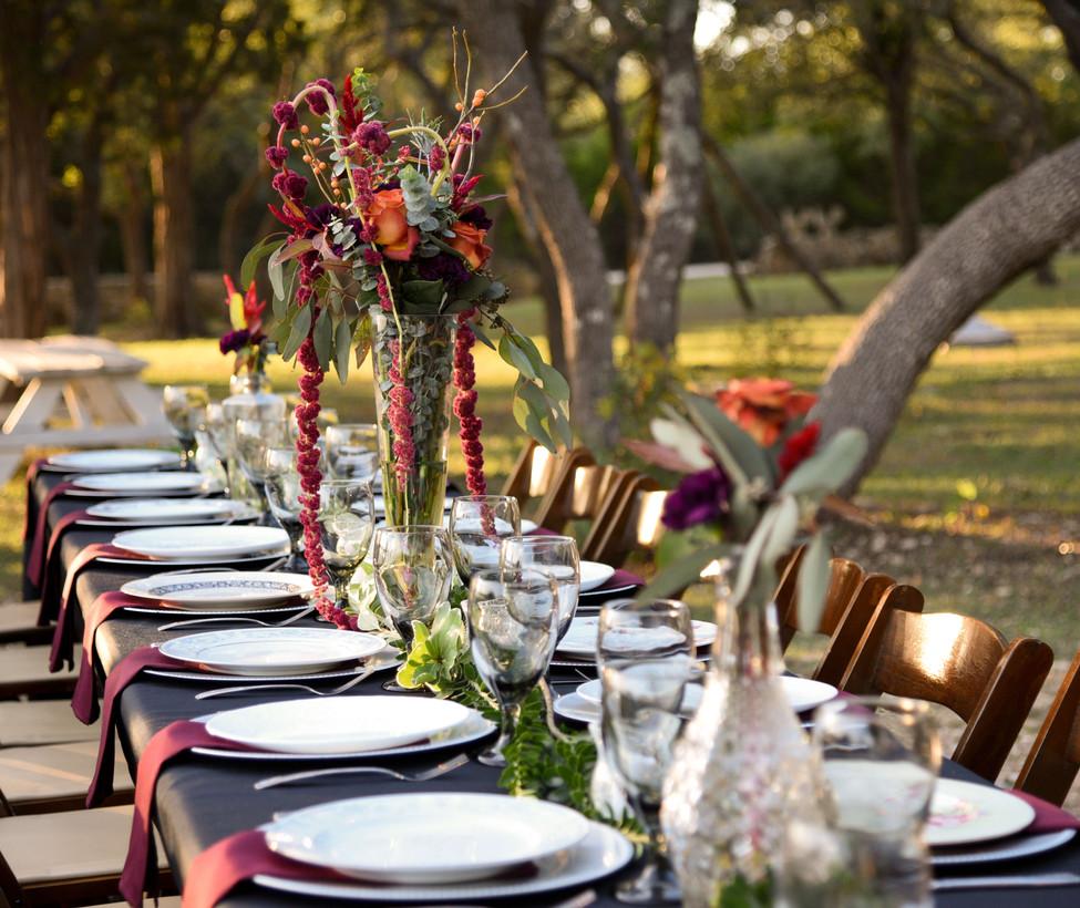 Wimberley Weddings- Dining Outside.jpg