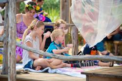 Wimberley Event Venue- Outdoor Kid's Sto