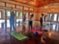Wimberley Retreat Center- Indoor Group Y