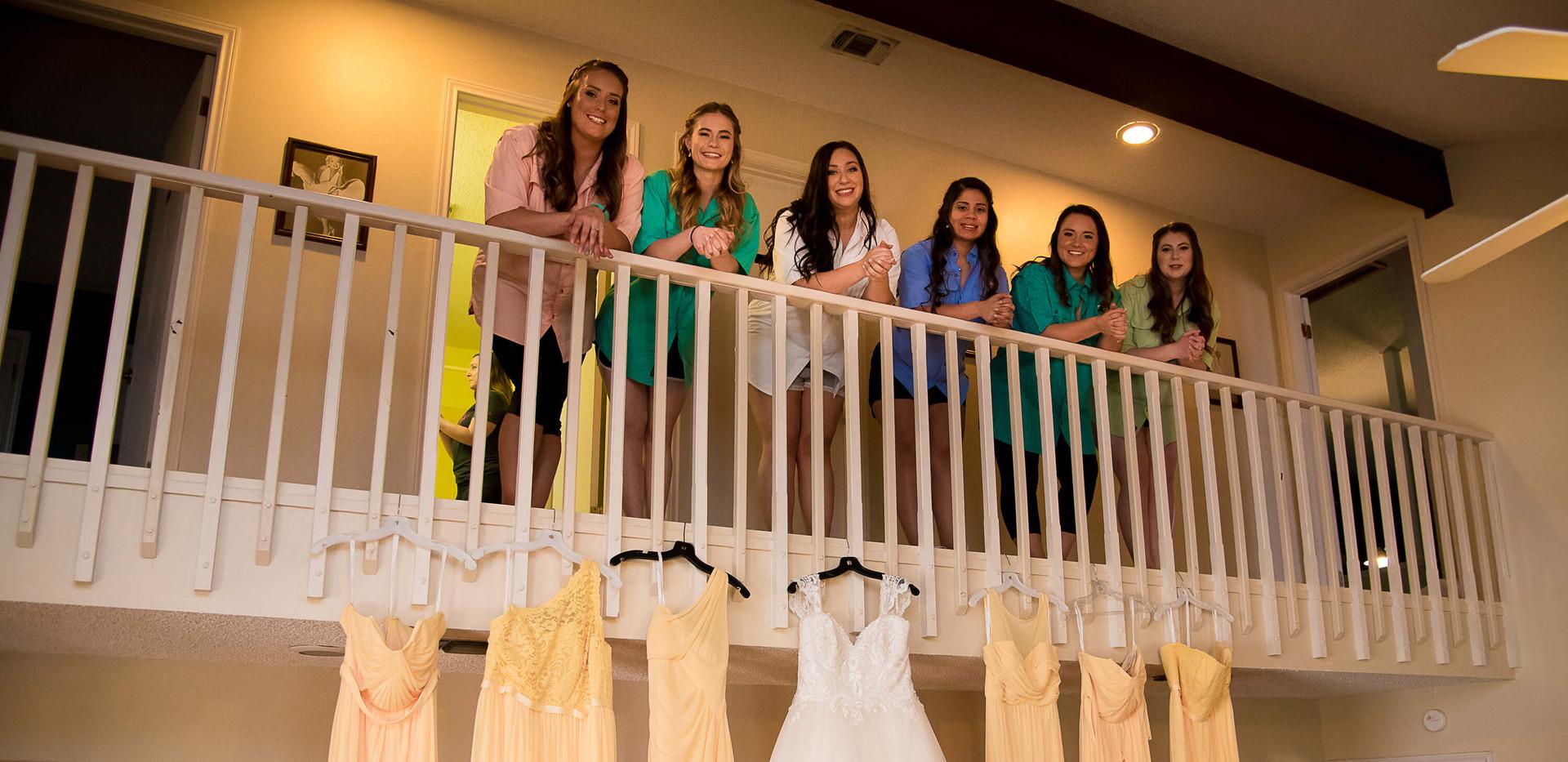 Wimberley Wedding Venue- Bridesmaids & D