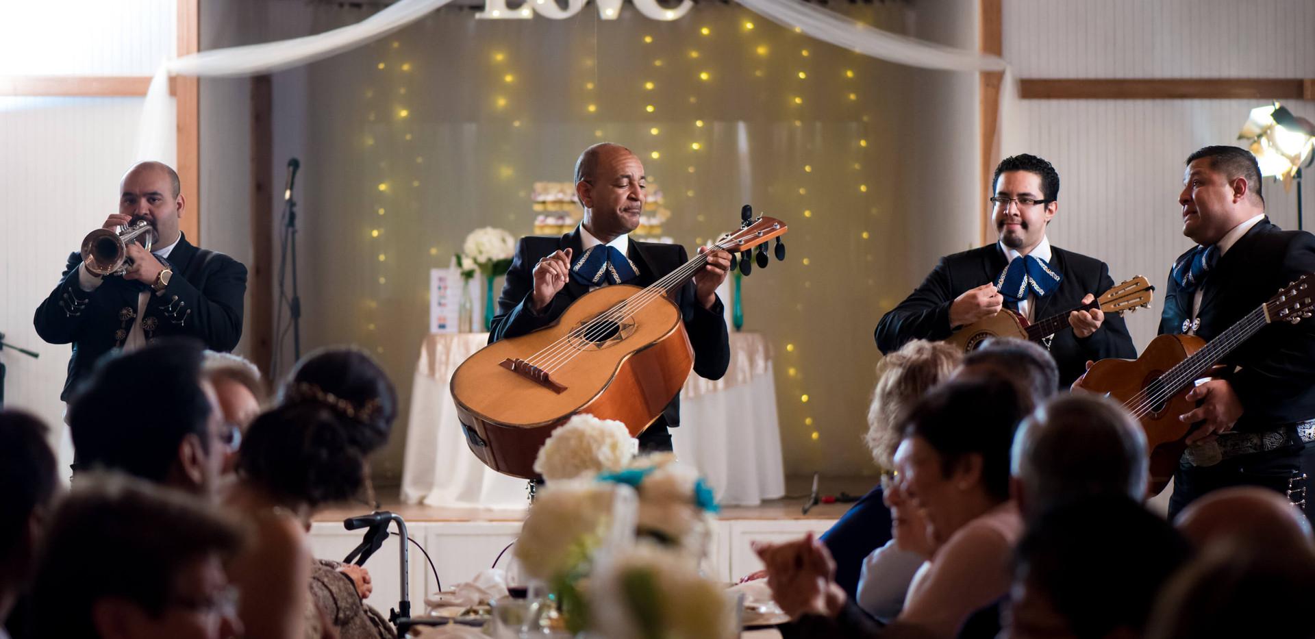 Hill Country Wedding Venue- Mariachi ban