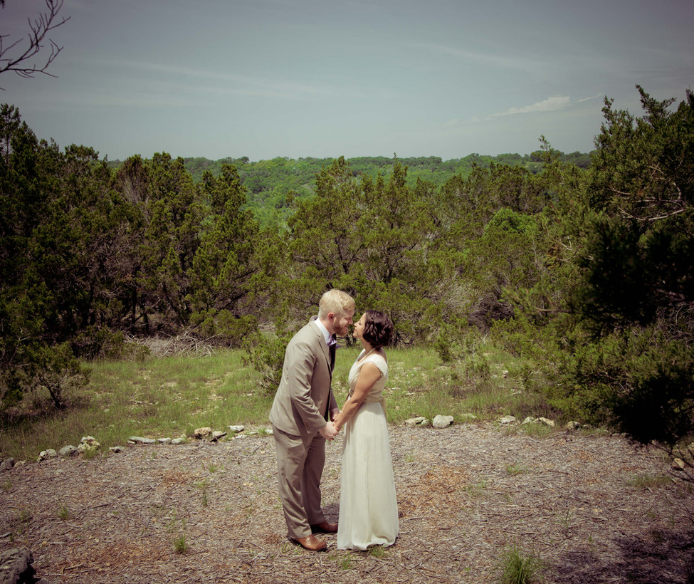Wimberley Wedding Venue- Classic Outdoor