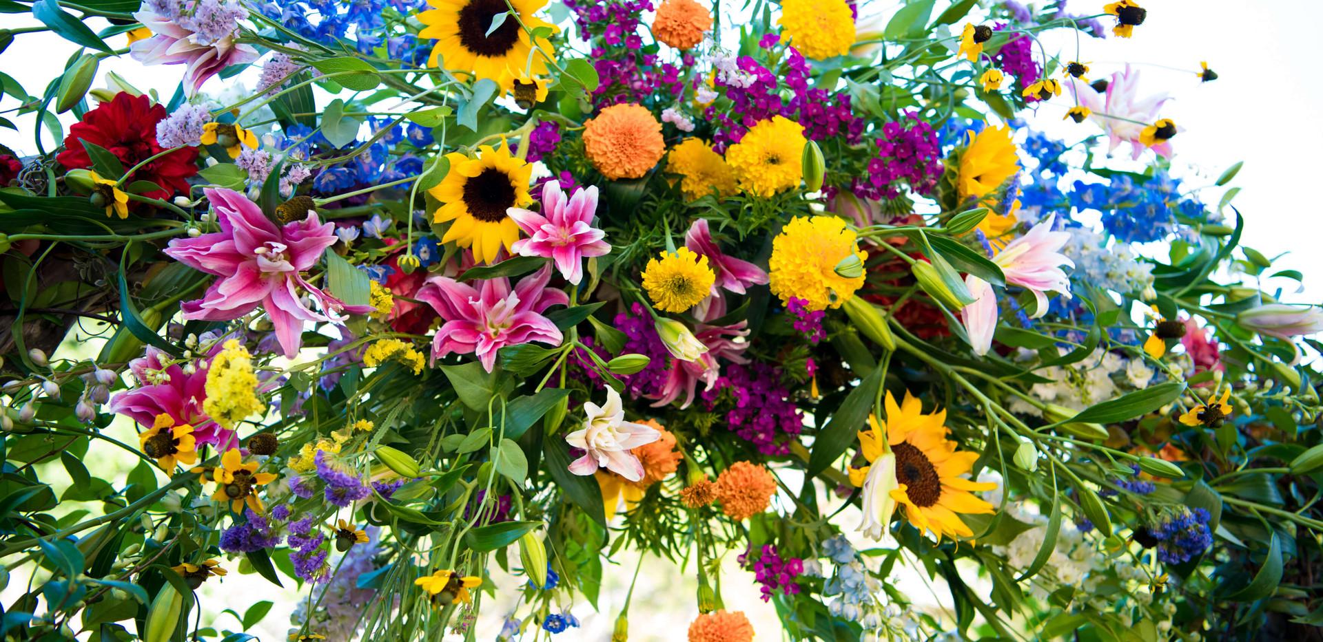 Wimberley Wedding Venue- Summer Floral A