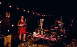 Wimberley Event Venue- Outdoor Smore's B