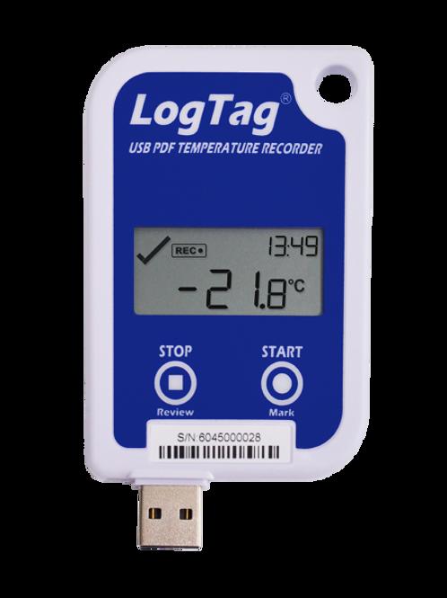 LogTag® UTRID-16 - Multi-Use USB Temperature Recorder with Display
