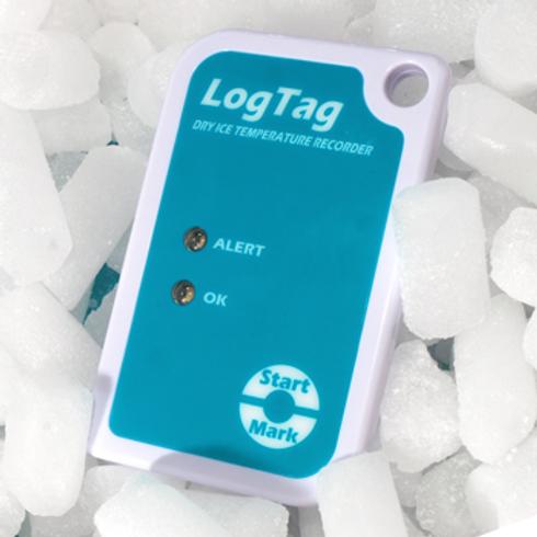 LogTag® TREL-8/ Ultra-Low temperature data loggers with  sensor