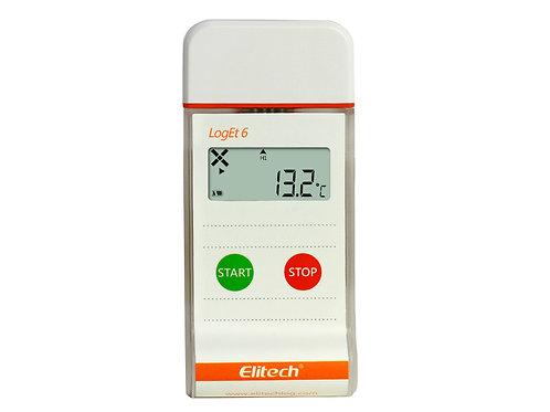 LogEt-6 Single use temperature data logger