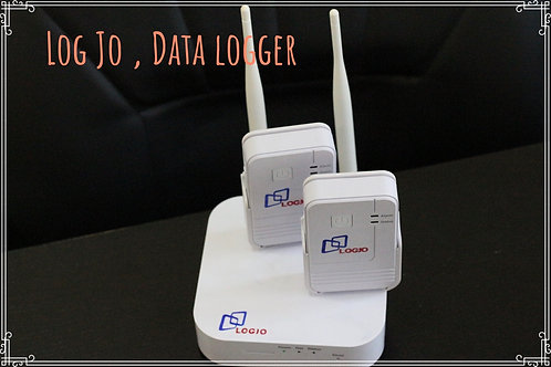 WiFi data logger