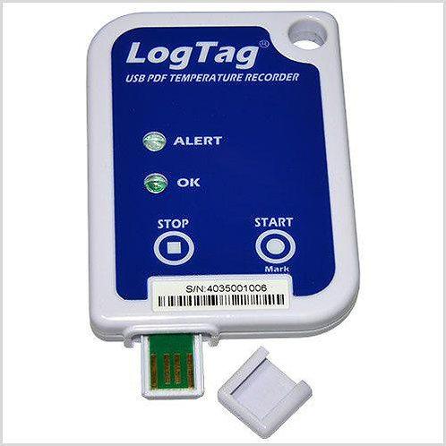 USRIC-8 Transportation Monitoring Thermo-Recorder - PDF Reports