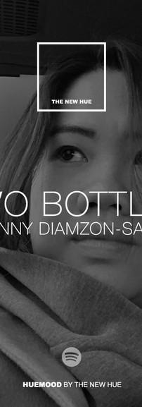 Two Bottles by Jenny Diamzon-Santos