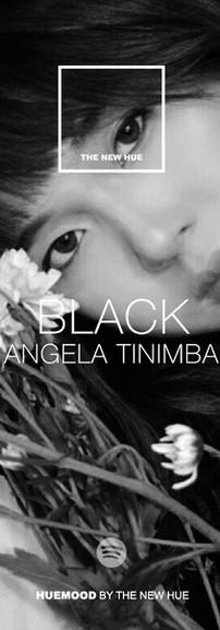 Black by Angela Tinimbang