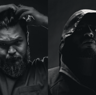 Singapore rapper Ihasamic! and producer Wovensound join forces on trippy visual album, REPACK