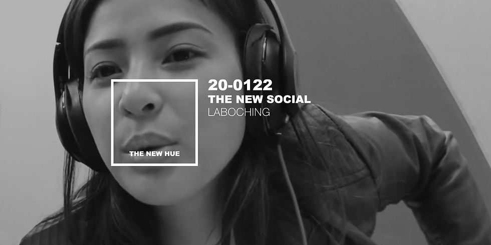 20-0122 | 'The New Social'