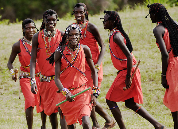 2 Nights / 3 Days Maasai Mara Safari