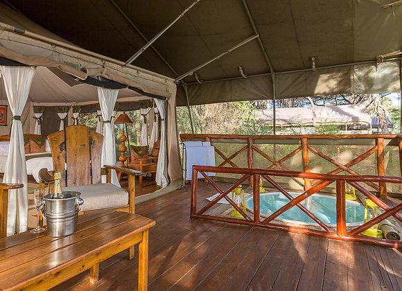 5 Nights / 6 Days Samburu - Nakuru - Mara Circute