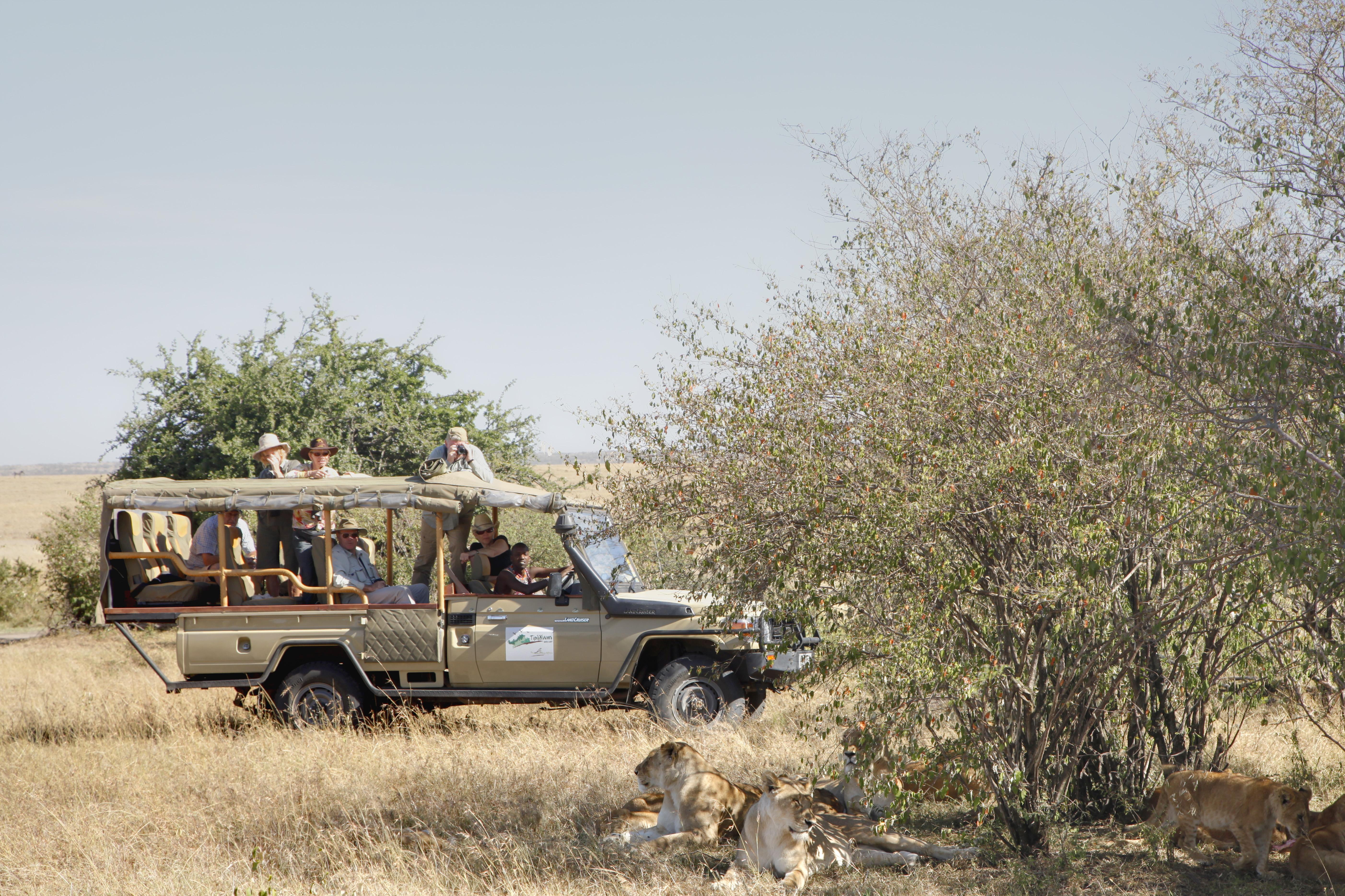 Tipilikwani Mara Camp - Masai Mara (41)