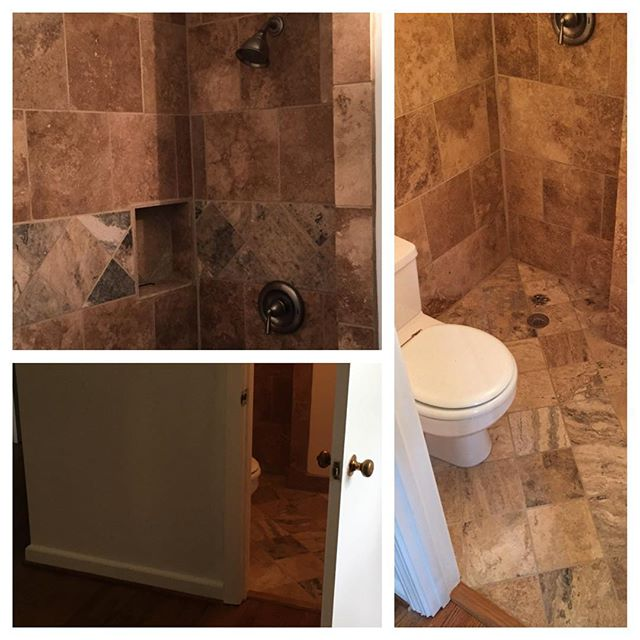 There's no time like the present to Invest in your home!! Here's a recent job where we transformed a