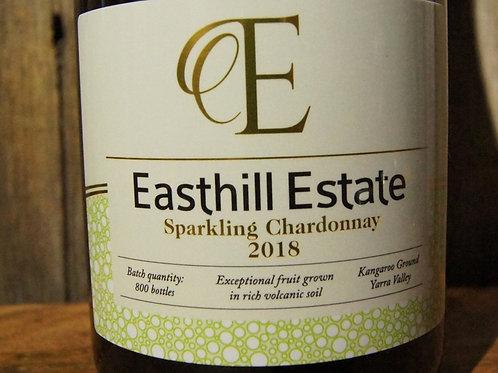 Easthill Estate Sparkling Chardonnay 2018