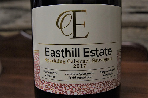 Easthill Estate Sparkling Cabernet 2017