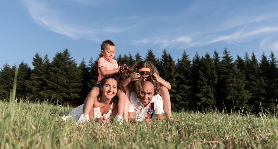 Séance photos Famille Tarn