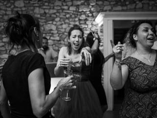 photographe mariage la maison de pierre