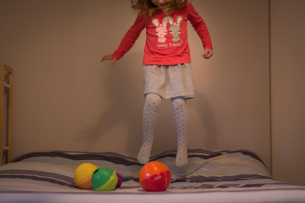 Séance photos enfance à domicile