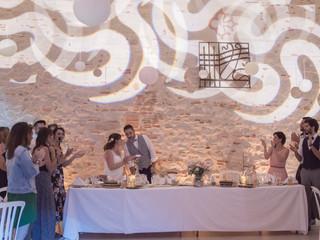 La réception de mariage
