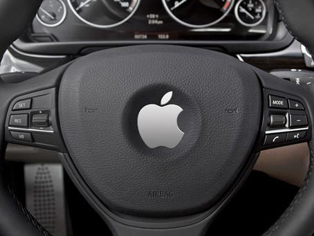 Une voiture Apple ?