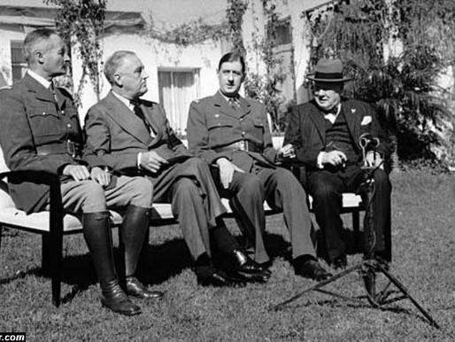 78ème anniversaire de la conférence de Casablanca