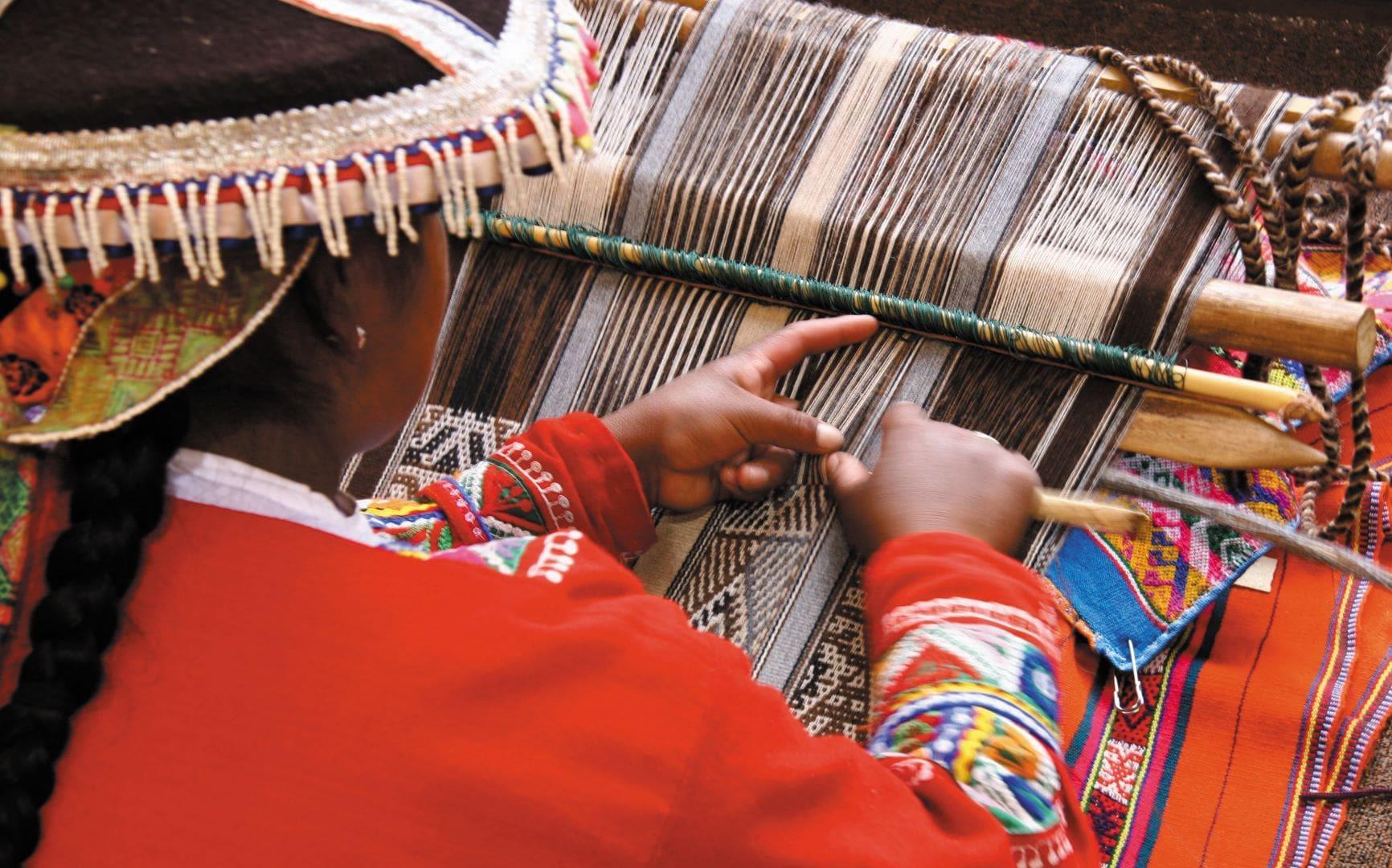 Cusco - Tradtional Handcraft