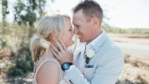 Brent & Steph's Echuca Wedding