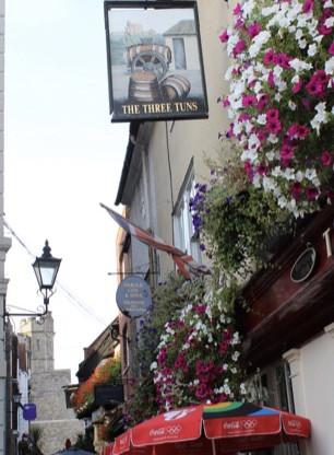 Good pubs in Windsor!