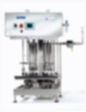 m+f Keg Technik Micromat keg filler washer