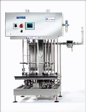 m+f Keg Technik Micromat keg filler washer
