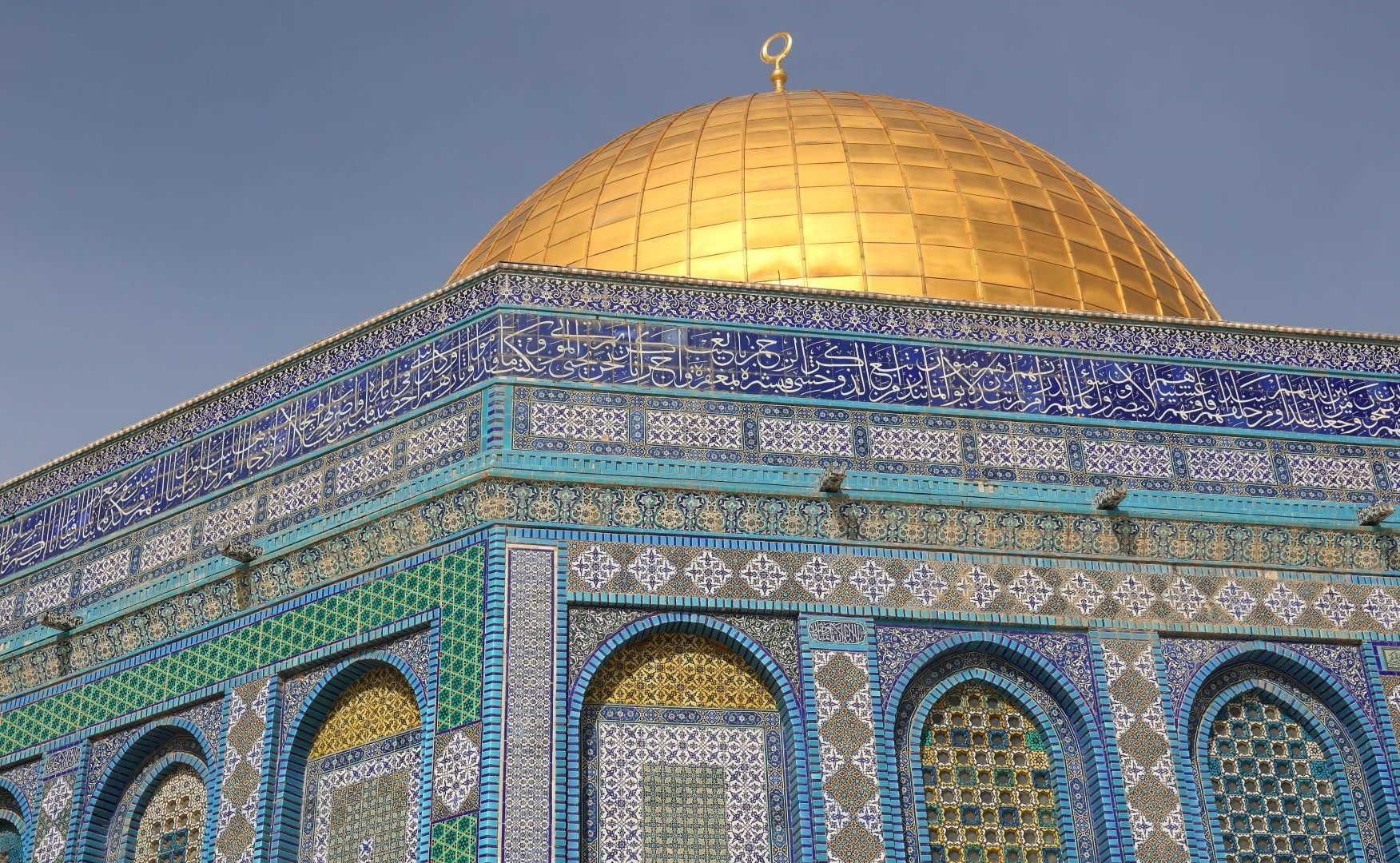 Jerusalem - TempleMount