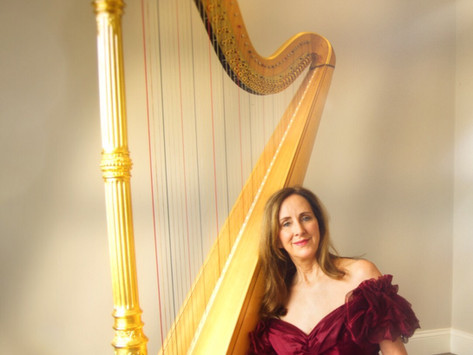 About becoming the Sydney Harpist that I am today…