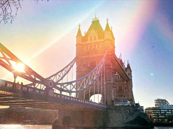 Experience glorious London