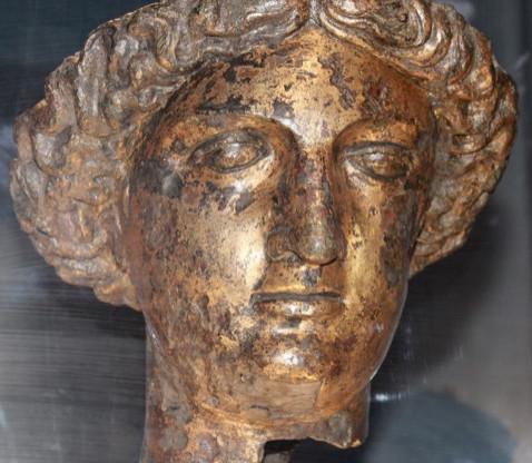 Sulis Minerva Roman-Brittonnic goddess