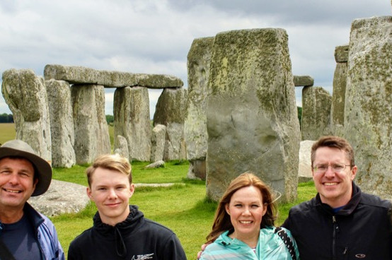 a great place for families to gather since 10000 BC