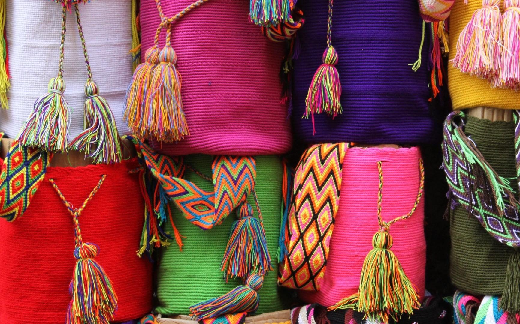 Cartagena - Tradtional mochilas
