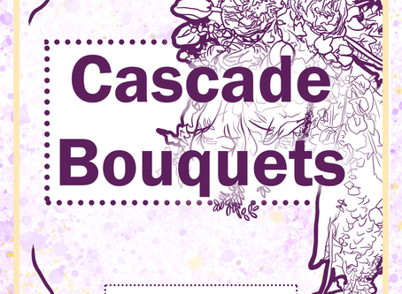 Cascading Bouquets: The Go-to Style