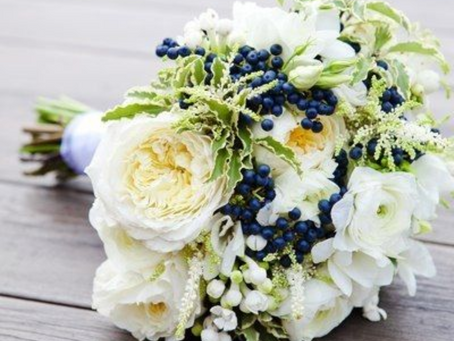 A Short Guide to Choosing Your Wedding Flowers