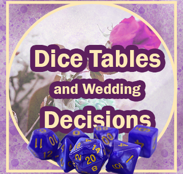 FREE TOOL: Dice Tables for Bouquet Creation