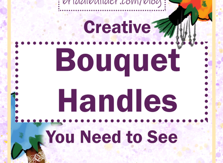 5 Creative Bouquet Handles You Need to See