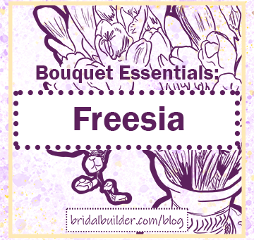 Build a Bouquet with Freesia